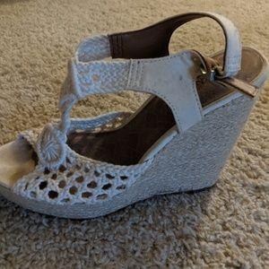 Lucky Brand Wedge Heels